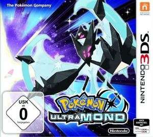 Pokemon Ultramond (3DS) für 23,95€ (Ebay MediaMarkt)