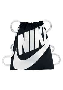 Nike Heritage Gym Bag black/black/white (BA5128)