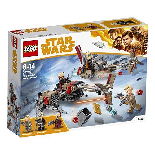 [amazon prime / galeria kaufhof Abholung / smdv+SÜ] Lego Star Wars Cloud-Rider Swoop-Bikes (75215)
