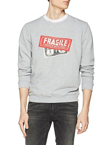 [Amazon Prime] Pepe Jeans Herren Sweatshirt Baumwolle (Andy Warhol Edition) Größen S-XL für 15-16€