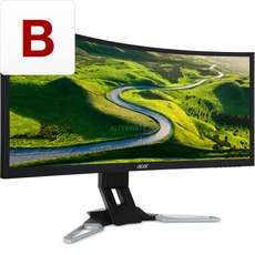 Acer XZ350CU, Curved LED-Monitor