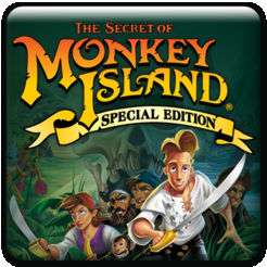 The Secret of Monkey Island: Special Edition (macOS)