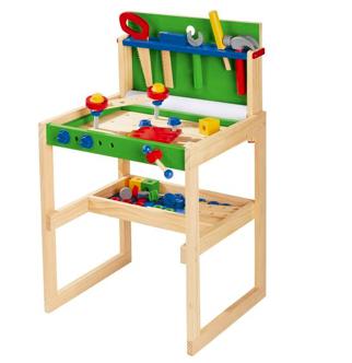 Spielzeug im Lidl Sommerschlussverkauf - Woche 4 // Werkbank für 14,99€