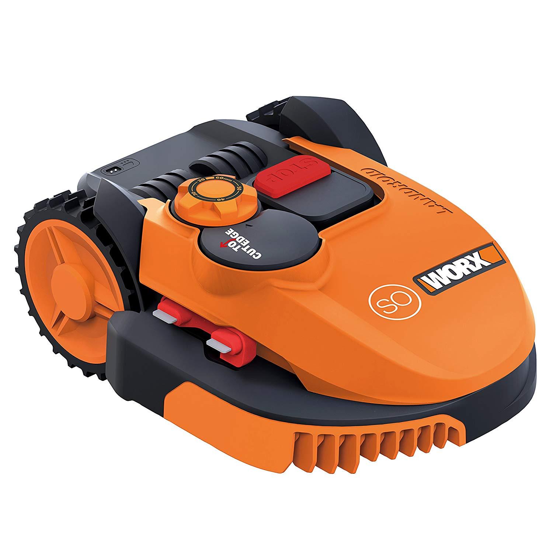 Worx Landroid SO500i Mähroboter – Automatischer Rasenmäher für bis zu 500 qm offline bei Hornbach für 449,10€ durch Tiefpreisgarantie, online für 499€
