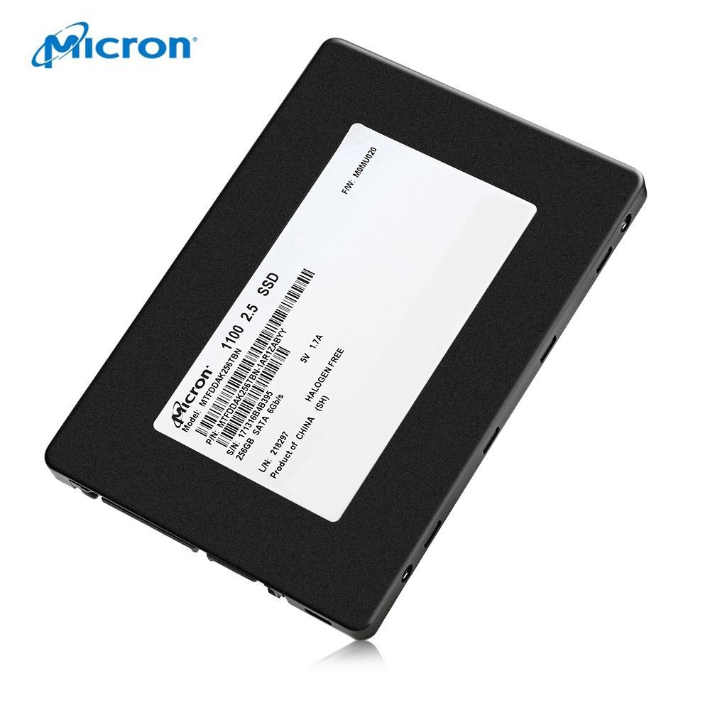 Update! Micron 512GB SSD 1100-Series für 70€ inkl.Versand @Aliexpress