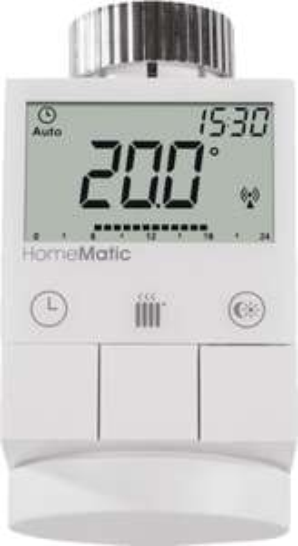 HomeMatic Funk-Heizkörperthermostat (+ 4.90 Versand)