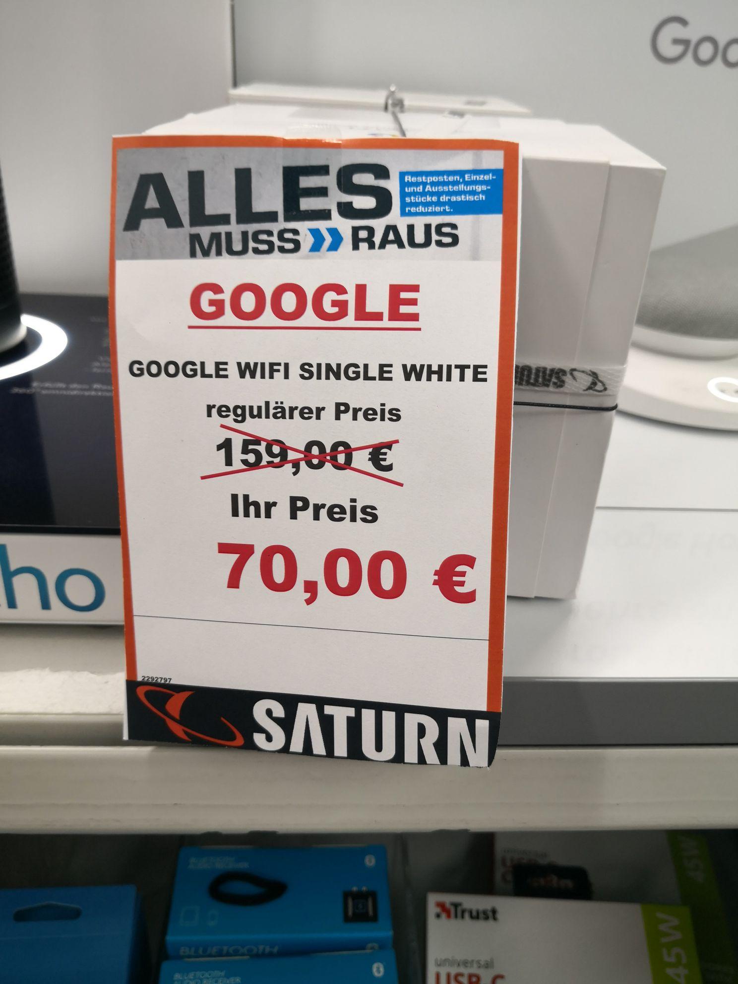 [Lokal Osnabrück] Google WiFi bei Saturn