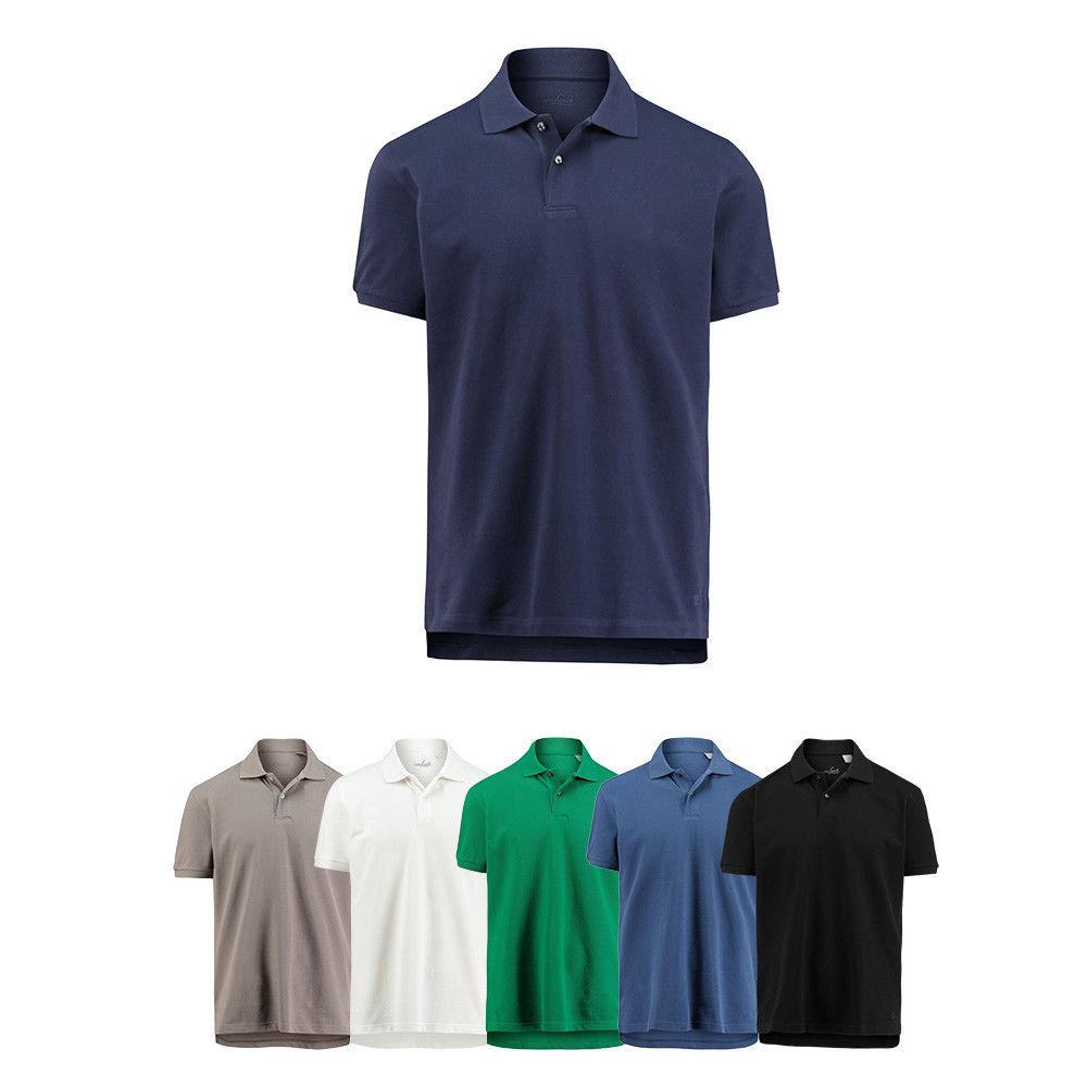 "Van Laack Herren Polosshirt ""Petro"" Polo kurzarm T-Shirt S M L XL 2XL 3XL NEU"