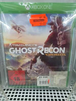 [Lokal] MediMax Berlin Pankow Rathaus Center - Tom Clancy's Ghost Recon Wildlands Xbox One