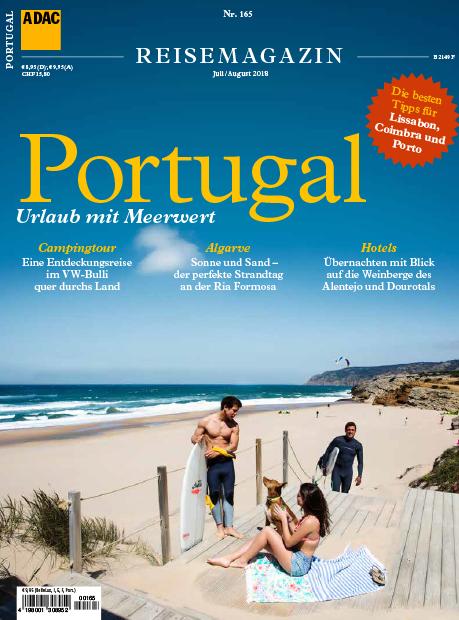ADAC Reisemagazin  - 1 Jahr (6 Ausgaben) für 36,80 € (durch 10€ Gutscheinrabatt) mit 40 € Verrechnungsscheck