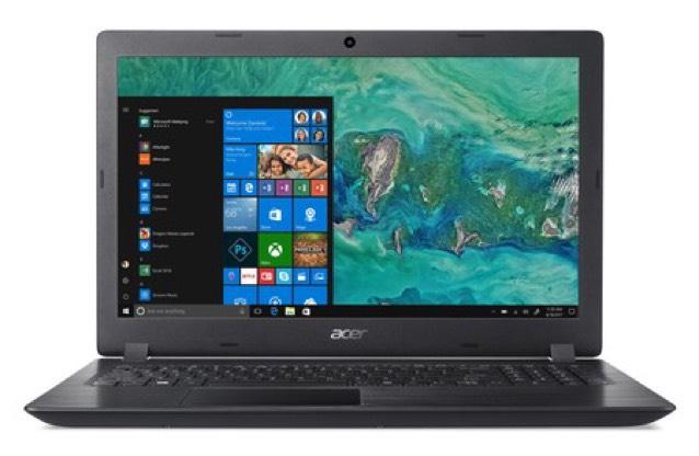 "Acer A315-53G-5304 mattes 15"" FHD Notebook (i5-7200U, 256GB SSD, 8GB RAM DDR4, NVIDIA Geforce MX130, Windows 10 Home)"