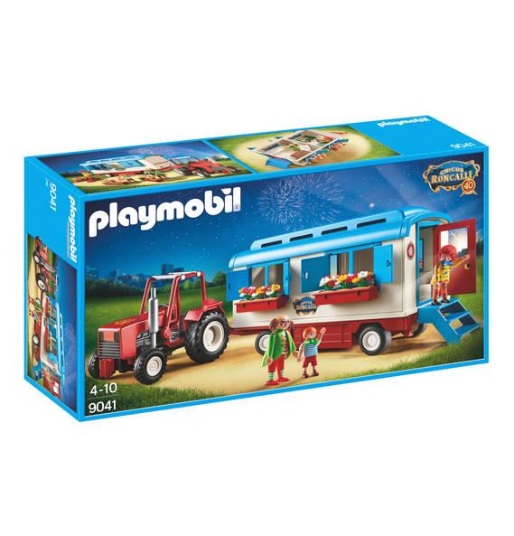 PLAYMOBIL® Roncalli Traktor Wohnwagen 9041
