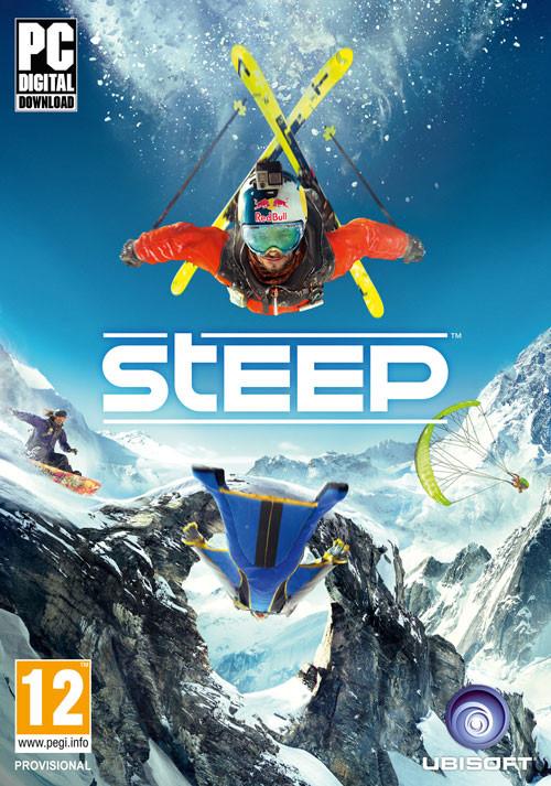 Steep (Uplay) für 7,77€ & Steep: Winter Games Edition (Steep + Road to the Olympics) für 12,49€ (Gamesplanet)