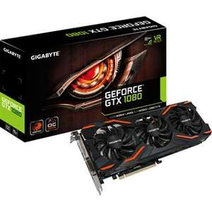 [Mindfactory und Amazon] GIGABYTE Nividia GeForce GTX 1080 WINDFORCE OC 8G