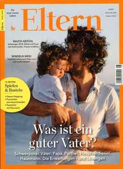 Eltern Abo (13 Monate) für 46€ (durch 8€ Gustcheinrabatt) mit 40€ Amazon-Gutschein [Leserservice]