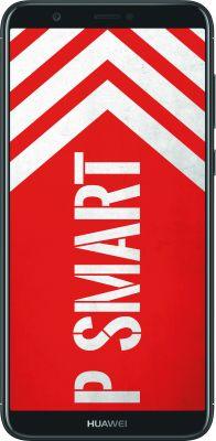 """Huawei P smart (5.65"""", 2160x1080, Kirin 659, 3GB RAM, 32GB Speicher, Mali-T830 MP2, Dual-Kamera, Dual-SIM, NFC, Android 8.0)"""