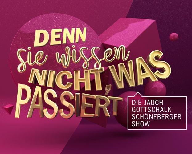 [Lokal: Köln] Gratis - neue RTL Show mit Jauch, Gottschalk und Schöneberger am 14. + 20.8.18 in Hürth/Köln besuchen