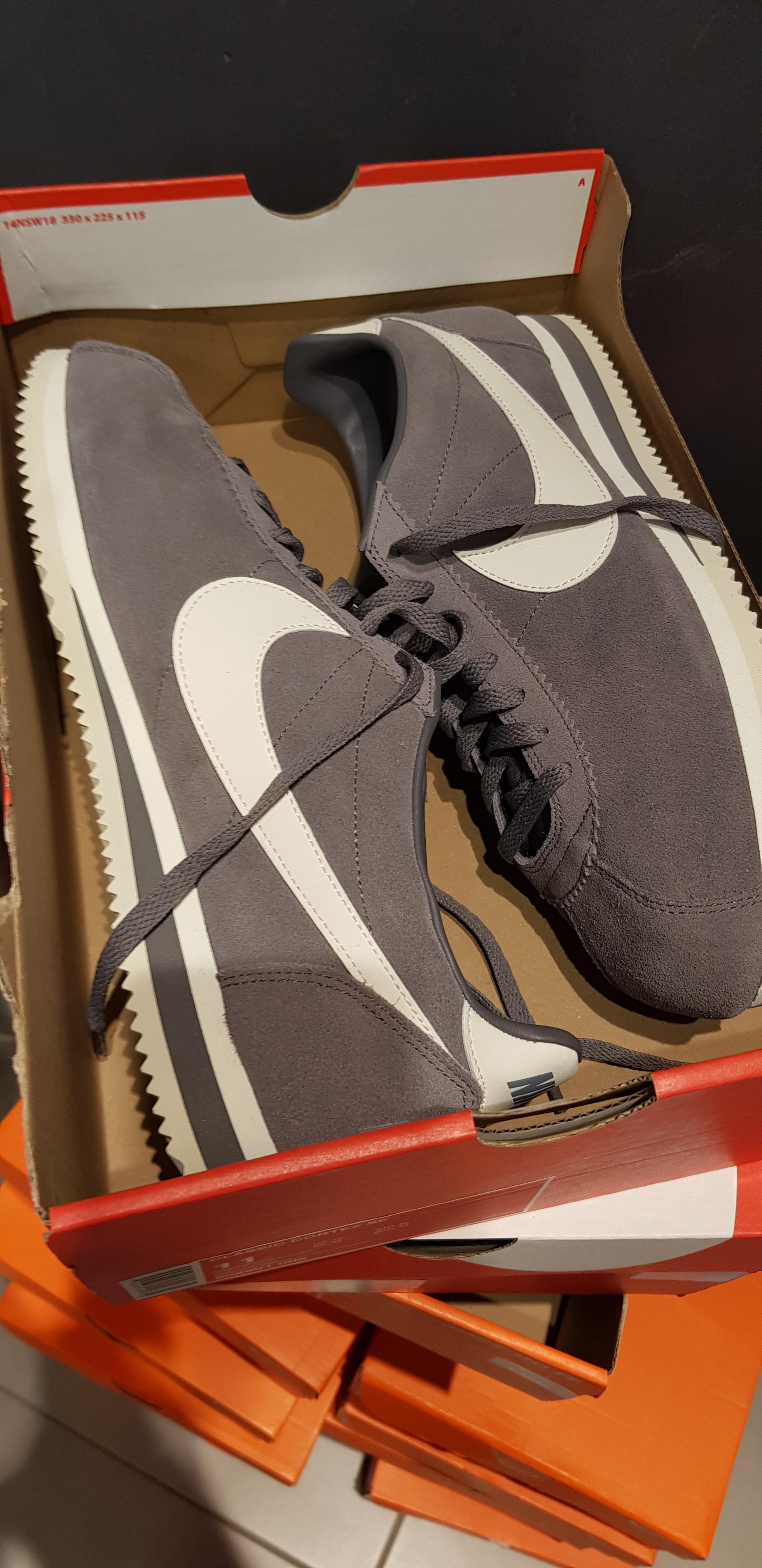 [Lokal] Nike Classic Cortez SE grau für 34€ (Ochtrup)