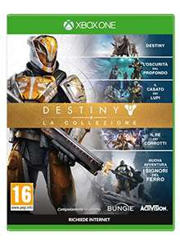Destiny - The Collection (Xbox One) für 13,60€ (Amazon IT)