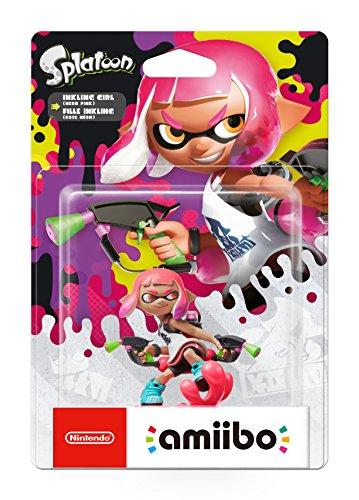 Nintendo amiibo (Splatoon Collection) Inkling-Mädchen für 11,99€ (Amazon Prime)