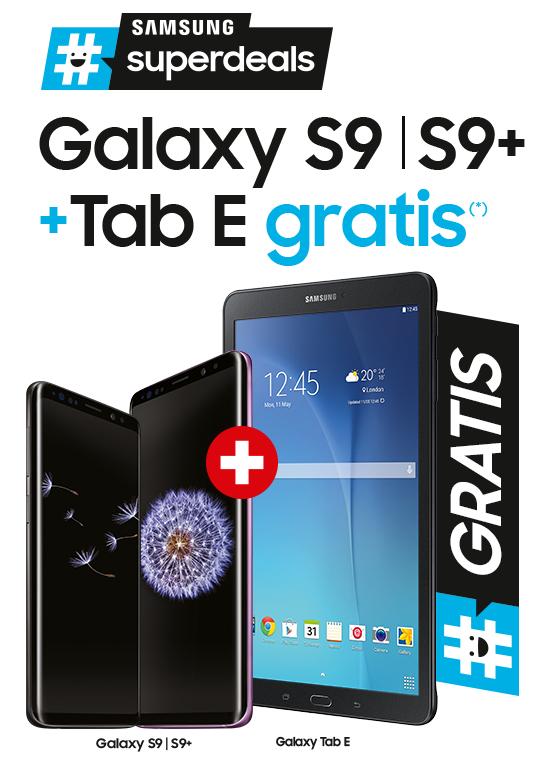 Vodafone Smart L Plus Aktion mit Samsung Galaxy S9+ DUOS 64GB oder mit Samsung Galaxy S9 mit 256GB *AUCH FÜR YOUNG mit 10GB*