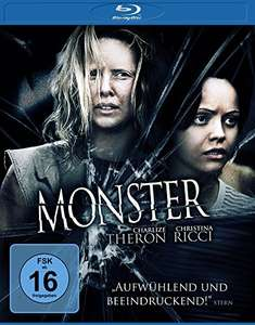 Monster (Blu-ray) & Open Range - Weites Land (Blu-ray) für je 5€ (Amazon Prime)