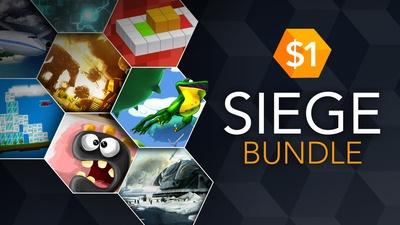 Dollar Siege Bundle (14 Steam Games) für 1€ (Fanatical)