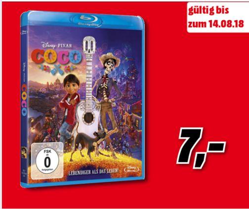 [Regional Mediamarkt Buxtehude] Coco - (Blu-ray) für 7,-€