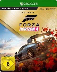 Xbox One Forza Horizon 4 Ultimate Edition