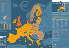 Gratis Europakarte von der EU mit kostenlosem Versand