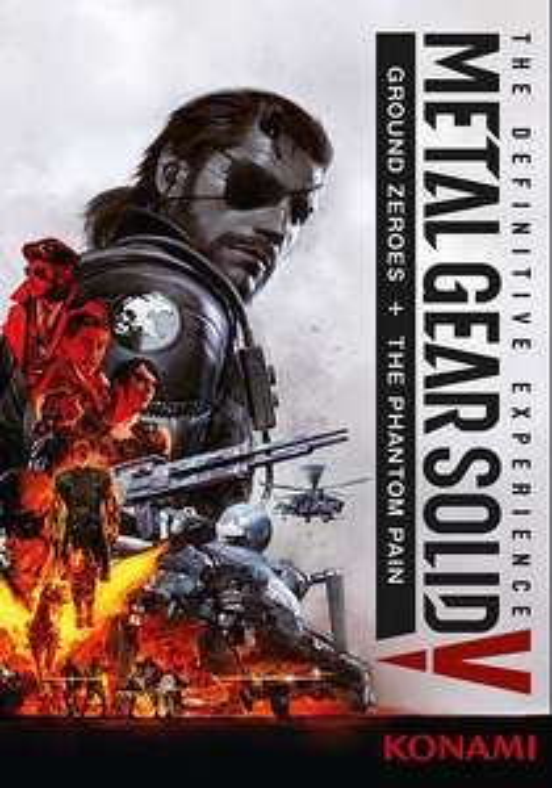 Metal Gear Solid V: The Definitive Experience (Steam) für 5,40€ (Gamesplanet & Voidu)