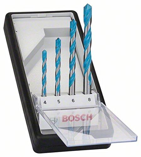 Bosch Pro 4tlg. Mehrzweckbohrer-Set CYL-9 Multi Construction [AMAZON PRIME]