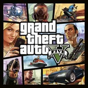 PlayStation Store UK - Grand Theft Auto V