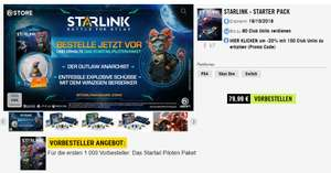 Starlink - Battle for Atlas - 20% im Ubishop + Startail Piloten Paket PS4/XBOX One/Switch