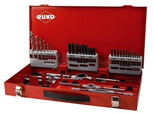 Ruko Gewindewerkzeugsatz HSSCo, 245030E