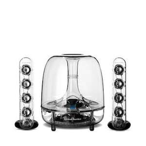 HARMAN KARDON SOUNDSTICKS III GENERALÜBERHOLT, Wireless für 169€