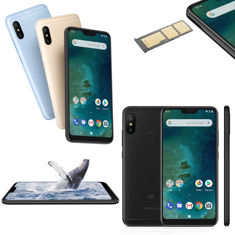 [tekpoint@eBay] Xiaomi Mi A2 Lite - 5,84 Zoll Dual-SIM Smartphone (2.280x1.080, 4GB RAM, 64GB, 12/5/5MP, Android 8.1 mit Android One, 4.000mAh) Global Version in schwarz, gold oder blau