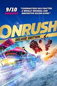Onrush Digital Deluxe Edition (Xbox One) für 15,89€ (Xbox Store AR & TR VPN)