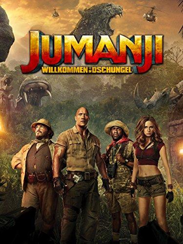 Jumanji: Willkommen Im Dschungel (HD) zum Leihen für 1,99€ [Amazon Video]