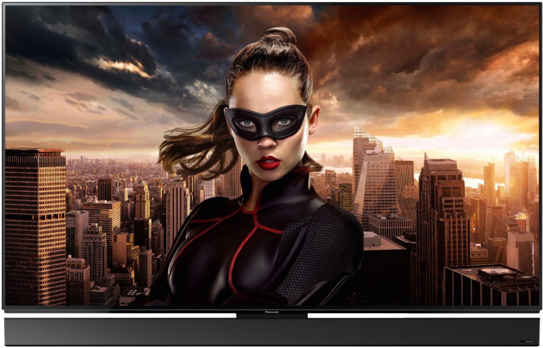 Panasonic TX-55FZW954 4K OLED TV Fernseher mit Soundbar