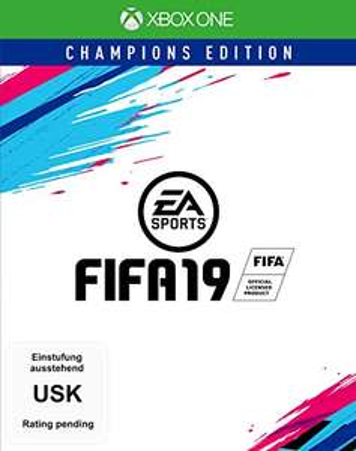 FIFA 19 XBOX ONE Champions Edition (VPN AR Store)
