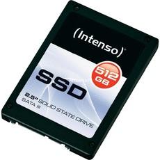 Intenso TOP SSD 512 GB, Solid State Drive mit Masterpass Gutschein