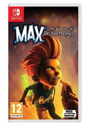 Max: The Curse of Brotherhood (Switch) für 21,24€ (Base.com)