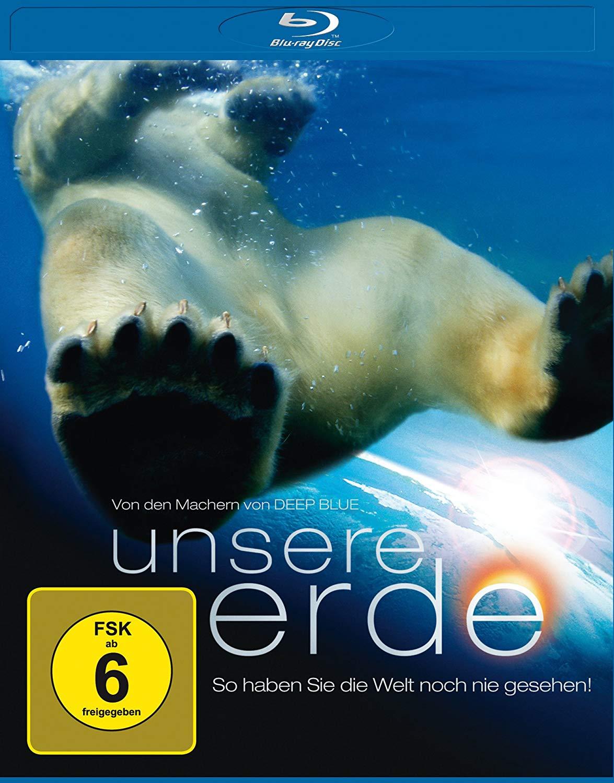 Unsere Erde (Blu-ray) für 5,97€ (Amazon Prime)