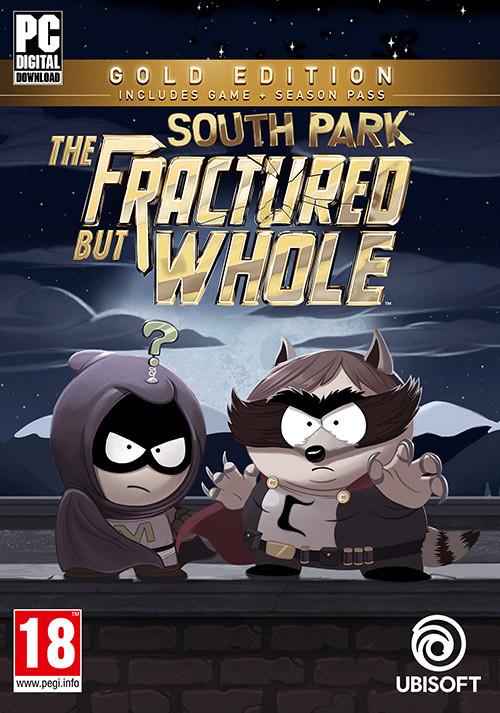 South Park: Die rektakuläre Zerreißprobe Gold Edition (Uplay) für 23,99€ (Gamesplanet)