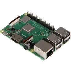 [Masterpass] Raspberry Pi 3 model B+ Komplett-Set: Pi 3 model B+ & Netzteil + Original i 3 Gehäuse +  1 Meter HDMI 2.0 4K Kabel + Kingston microSDXC 64GB für 52€ inkl. Versand