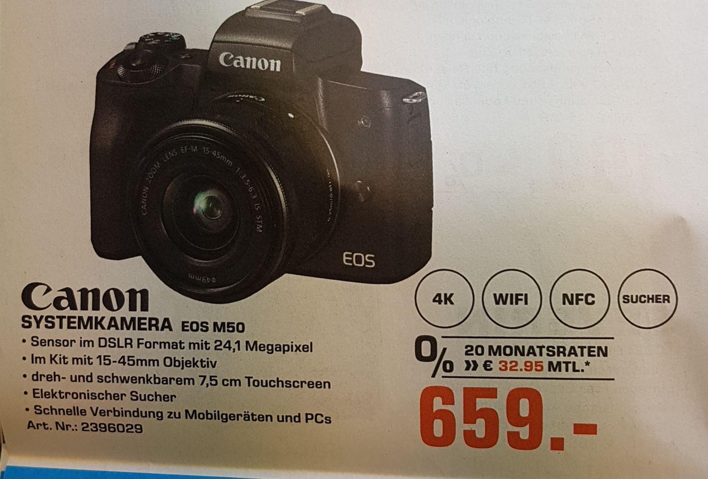 Berlin - Canon eos m50 mit 15-45mm