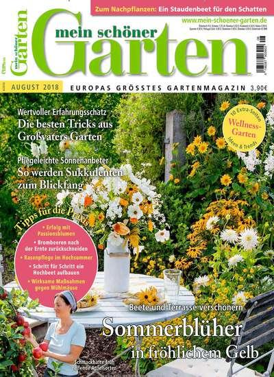 mein schöner Garten Abo (13 Monate) für 42,40€ (durch 8€ Gustcheinrabatt) mit 35€ BestChoice bzw. 30€ amazon oder Geldprämie [Leserservice]