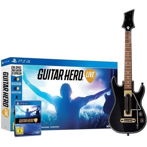 Guitar Hero Live inkl. Gitarren-Controller (PS4)