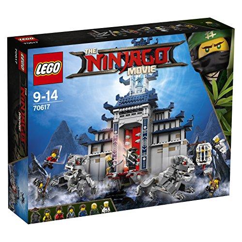 Lego Ninjago - Ultimatives Tempel-Versteck (70617) @Amazon UK